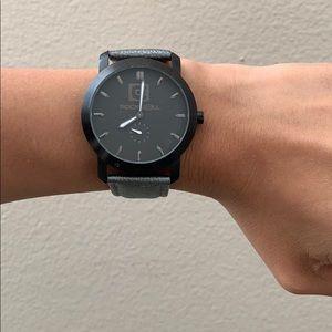 Rockwell Silver watch